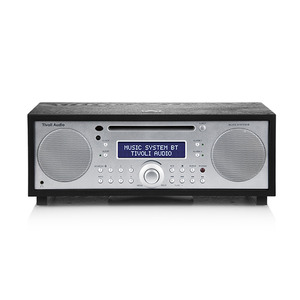 Music System BT (Black Ash/Silver)